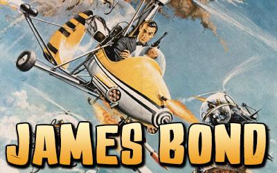 Films de la saga James Bond 007